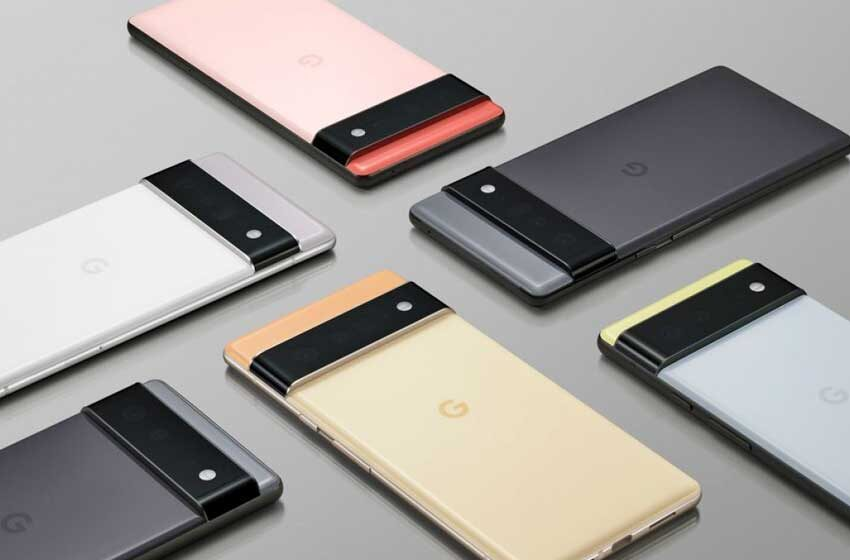 Don't Expect Any Charger With Google Pixel 6: Google | TRT